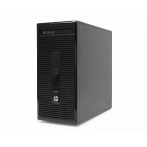 HP ProDesk 400 G2 Microtower Business PC i3-4130/4GB DDR3/128GB SSD/DVD-RW/VGA & DisplayPort-väljund/Windows 10 Home/kasutatud, garantii 1 aasta