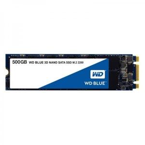 SSD M.2 2280 500GB Western Digital, kirjutamine 530 MB/s, lugemine 560 MB/s, uus, garantii 2 aastat