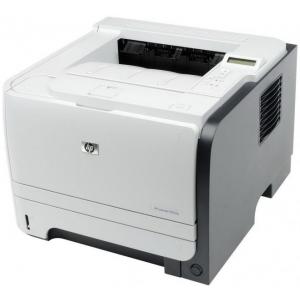 Laserprinter HP LaserJet P2055d, must-valge laserprinter, 33 lk/min, kahepoolne trükk (duplex), USB-liides, uus 10 tuh lk trükkiv toonerkassett kompelktis, kasutatud, garantii 6 kuud