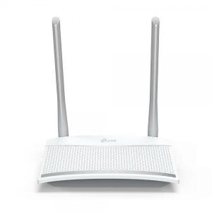 Wifi-ruuter TP-LINK TL-WR820N, 2 port 10/100Mbps HUB, 300Mbps wifi, uus, garantii 2 aastat
