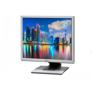 "Monitor Fujitsu 19"" LCD ESPRIMOVIEW P19-5P ECO/VGA, DVI/1280 x 1024/Garantii 6 kuud"