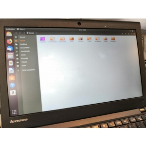 """12,5"""" LED ekraan 1366x768 HD 30pin Slim IPS, Lenovo X240 X250 X260, heledad laigud ja klaviatuuri jäljed, kasutatud, garantii 1 kuu"""