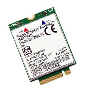 LENOVO ThinkPad EM7345 4G LTE modem, garantii 6 kuud