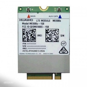 ThinkPad ME906S 4G LTE modem, garantii 6 kuud