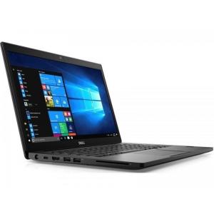"""Dell Latitude 7480 i5-7300U/8GB DDR4/256GB NVMe SSD/Intel HD 620 graafika/14"""" HD LED (1366x768)/veebikaamera/ 4G/ID-lugeja/valgustusega eesti klaviatuur/aku ~5h/Windows 10 Pro, kasutatud, garantii 1 a [LAN-pesa kate puudu]"""