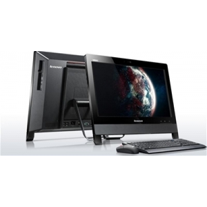 "Lenovo ThinkCentre Edge 72z All-in-One Core i7-3770s/8GB DDR3/UUS 250Gb SSD( gar. 3 a)/20"" HD+ LED (1600x90)/DVD-RW/veebikaamera/ LAN/ WIFI/ Bluetooth/ kõlarid; Windows 10, kasutatud, garantii 1 aasta"