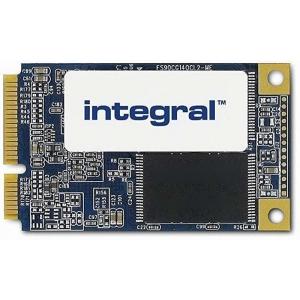 Integral 256GB mSATA SSD, uus, garantii 3 aastat