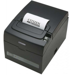 Tšekiprinter / kassaprinter Citizen CT-S310II /termoprinter/USB-liides/ RS232/ Black 203dpi/ Cutter/ kasutatud/ Garantii 1 kuu
