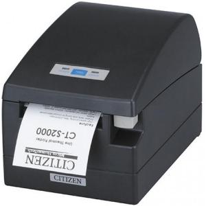 Tšekiprinter / kassaprinter Citizen CT-S2000/termoprinter/USB-liides/ RS232/8 dots/mm (203 dpi)/ Garantii 1 kuu