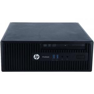 HP ProDesk 400 G3 SFF i3-6100@3.7GHz/8GB DDR4/240GB uus SSD (gar 3a)/Intel HD 530 graafika/DVD-RW/DisplayPort & VGA-väljund/LAN/Windows 10, kasutatud, garantii 1 aasta