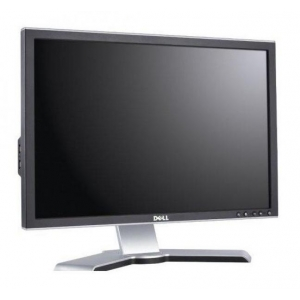 """22"""" wide LCD Dell UltraSharp 2208WFP , WSXGA+ (1680X1050), DVI-, VGA, reguleeritava kõrgusega jalg, Pivot, kasutatud, garantii 1 aasta"""