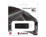 USB Mälupulk / USB FLASH 32GB KINGSTON USB 3.1/3.0/2.0, uus, garantii 5 aastat