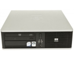 HP DC7900 SFF Pentium Dual-Core E5300@2,6GHz/2GB RAM/160GB HDD/DVD-ROM/Windows 7 Professional Citizenship litsents/garantii 2 aastat