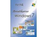 Arvutikursus Windows 7, arvutiõpik, 160 lk,  autor Tiit Tilk