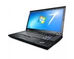 """Lenovo ThinkPad T520 i5-2520M/4GB RAM/120GB uus SSD (garantii 3 a)/15,6"""" HD LED (resolutsioon 1366x768)/veebikaamera/DVD-RW/aku tööaeg ~1.5h/Windows 10 Pro, kasutatud, garantii 1 aasta"""