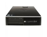 HP Compaq 8200 Pro SFF i3-2100@3,1GHz/4GB RAM/120GB SSD/DVD-RW/Windows 10 Professional, kasutatud, garantii 1 aasta