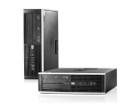 HP Compaq 8200 Pro SFF i3-2100@3,1GHz/4GB RAM/120GB uus SSD (garantii 3 aastat)/DVD-ROM/Windows 10 Professional, kasutatud, garantii 1 aasta [Soodushind!]
