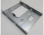 """2,5"""" HDD, SSD kinnitusraam, metallist, 3,5"""" lauaarvuti HDD pessa"""