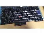 Klaviatuur Lenovo ThinkPad T410 T420 T510 T520 X220 [FRU 45N2062 45N2097], skandinaavia laotusega, kasutatud, garantii 6 kuud
