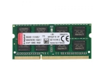 Sülearvuti SO-Dimm KVR16LS11/8 DDR3L 8GB PC3L-12800/1600 CL11 Kingston, 1.35V, uus, garantii 5 aastat