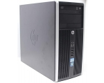 HP Compaq 6200 Pro MicroTower Pentium G620/4GB RAM/120GB SSD/DVD-ROM/Windows 10 Professional, kasutatud, garantii 1 aasta