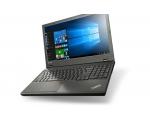 """Lenovo Thinkpad T540p Core i5-4300M@2,6GHz/8GB RAM/240GB uus SSD (garantii 3a)/15,6"""" HD LED (1366x768)/täismõõdus valgustusega SWE-klaviatuur/veebikaamera/aku tööaeg ~2h/Windows 10 Pro, kasutatud, garantii 1 aasta [Soodushind!]"""