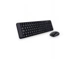 Juhtmevaba klaviatuur & hiir Logitech MK235, US-laotusega, uus, garantii 2 aastat
