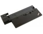 Lenovo ThinkPad Pro Dock 40A1 (FRU 00HM918), 3 X USB 3.0, 3 X USB 2.0, DisplayPort-, DVI- ja VGA-väljundid, ühildub mudelitega T440 T450 T460 T470 X240 X250 X260 T540 L440 L540, kasutatud, garantii 1 aasta