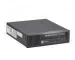 HP EliteDesk 800 G1 USDT i3-4160/8GB DDR3/240GB uus SSD (garantii 3 aastat)/DVD/2 x DisplayPort/Windows 10 Pro, kasutatud, garantii 1 aasta [Soodushind!]