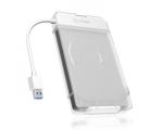 """Sülearvuti kõvaketta  USB 3.0 adapter ja kaitsekorpus, SATA 2,5"""" ICY-Box, USB 3.0, uus, garantii 2 aastat"""