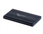 """Välise kõvaketta korpus SATA 2,5"""" Gembird USB 2.0, uus, garantii 2 aastat"""
