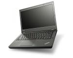 """Lenovo Thinkpad T440p Core i5-4300M@2,59GHz/8GB RAM/120GB SSD/2xUSB 3.0/14"""" HD+ 1600x900 LED/Veebikaamera/ID-lugeja/ Eesti klaviatuur/aku tööaeg ~3h/Windows 10 Pro, kasutatud, garantii 1 aasta"""