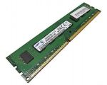 DDR3 4GB PC-10600/1333, kasutatud, garantii 6 kuud