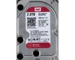 """HDD 3,5"""" SATA RED WD20EFRX 2TB, 5400 rpm, kasutatud, kontrollitud, garantii 1 aasta"""