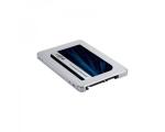 "SSD 500Gb CRUCIAL MX500/2,5""/Garantii 3 aastat"