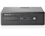 HP ProDesk 600 G1 SFF i3-4130@3,4GHz/8GB RAM/240GB uus SSD (garantii 3 aastat)/DVD-RW/2 x DisplayPort & VGA-väljund/Windows 10 Pro, kasutatud, garantii 1 aasta [Soodushind!]