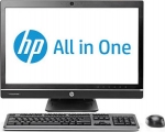 "HP Compaq 6300 Pro All-in-One - Core i5-3470S @ 2.9 GHz/8GB DDR3/500GB HDD/DVD/22"" Wide Full HD LED (resolutsioon 1920x1080)/Wifi; Windows 10, kasutatud, garantii 1 aasta [Ekraanil kriim/täke]"