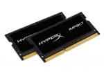 Sülearvuti DDR3L 8GB 12800/1600 Kingston HyperX, uus, garantii 3 aastat