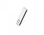 300Mbps USB Wifi võrgukaart / pulk TPLink TL-WN821N, uus, garantii 3 aastat