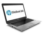 """HP EliteBook 840 G1 Ultrabook i5-4210U/8GB RAM/240GB uus SSD (gar 3a)/14"""" HD+ LED (1600x900)/veebikaamera/ID-kaardilugeja/valgustusega skandinaavia klaviatuur/aku tööaeg ~3h/Windows 10 Pro, kasutatud, garantii 1 aasta"""