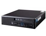 HP EliteDesk 800 G1 USDT i3-4160/8GB DDR3/128GB SSD/DVD/2 x DisplayPort/Windows 10 Pro, kasutatud, garantii 1 aasta