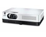 Projektor Sanyo PLC - XW200, heledus 2600 ANSI luumenit, resolutsioon 1024 x 768, VGA sisend, lamp töötanud 578H - 1642H, komplektis pult, kasutatud, garantii 6 kuud (ei laiene lambile)