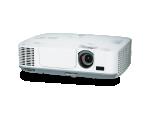 Projektor NEC NP-M311W, heledus 3100 ANSI luumenit, resolutsioon 1280x800,HDMI,S-Video, RCA, VGA sisend, lamp töötanud 682H - 975H, komplektis pult, kasutatud, garantii 6 kuud (ei laiene lambile)[Lambi eluiga 4000 H normal / 8000 H eco]