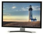 """24"""" Wide LCD Dell UltraSharp 2407WFP, resolutsioon 1920 x 1200, 6 ms, DVI- & VGA-sisend, S-video & composite, USB-HUB, reguleeritava kõrgusega jalg, PIVOT-funktsioon, garantii 1 aasta [Lõpumüük!]"""