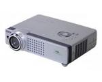 Sanyo PLC-XU50 heledus 2000 ANSI luumenit, resolutsioon 1024 x 768,  VGA- & S-Video sisendid, lamp töötanud 941H, komplektis pult, kasutatud, garantii 6 kuud (ei laiene lambile)