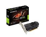 Videokaart Gigabyte GeForce GTX 1050 Ti 4GB GDDR5/128Bit//HDMI/DVI/Displayport/Low profile/uus, garantii 3 aastat