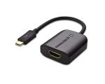 USB - C to HDMI kaabel/ 15cm/Uus/Garantii 2 aastat