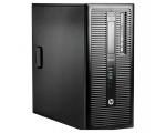HP EliteDesk 800 G1 MiniTower Intel Core i7-4770@max 3.9GHz (8MB cache)/16GB DDR3/240GB uus SSD (gar 3a) & 500GB HDD/DVD-RW/Windows 10 Professional, kasutatud, garantii 1 aasta