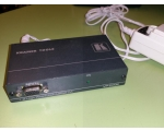 VGA splitter/ 1 x IN ja 2 x OUT/adapter 5,2V ja 2A/kasutatud/garantii 6 kuud