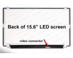 "15.6"" LED ekraan 1366x768 HD 30pin Slim (Dell E5560), uus, garantii 1 kuu"
